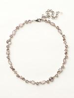 Sorrelli Satin Blush Crystal  Necklace~ NAQ3ASSBL