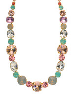 CORAL REEF CRYSTAL NECKLACE BY SORRELLI~ NCP38BGCOR