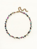 SUPER MULTI CRYSTAL NECKLACE BY SORRELLI~NAQ3AGSPM