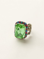 **SPECIAL ORDER**Sorrelli Southwest Brights Crystal Ring~ RCF9AGSWB