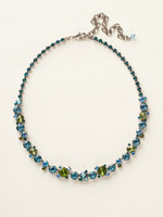 **SPECIAL ORDER**Sorrelli Ocean Crystal Necklace~NCF6ASOC