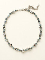 **SPECIAL ORDER**Crystal Rock Necklace by Sorrelli~NCD2ASCRO