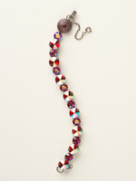 **SPECIAL ORDER**Cranberry Crystal Bracelet by Sorrelli~BCM16ASCB