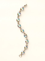 **SPECIAL ORDER**Soft Silhouettes ~ Crystal Bracelet by Sorrelli~BCY56ASBDA