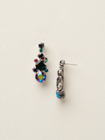 **SPECIAL ORDER**NORTHERN LIGHTS CRYSTAL EARRINGS by Sorrelli~ECF6ASNL