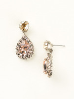 **SPECIAL ORDER**Sorrelli Satin Blush Crystal  Earrings~ ECZ24ASSBL