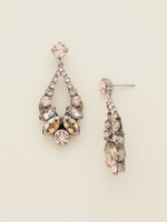 **SPECIAL ORDER**Sorrelli Satin Blush Crystal  Earrings~ EDA53ASSBL