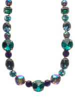 **SPECIAL ORDER**NORTHERN LIGHTS CRYSTAL NECKLACE  BY SORRELLI - NCP38ASNL