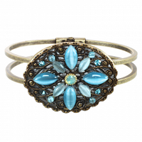 Michal Golan Atlantis Collection - Oval Cuff Bracelet ~ SB493