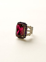 **SPECIAL ORDER**NORTHERN LIGHTS CRYSTAL RING By Sorrell~RCF9ASNL