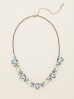 **SPECIAL ORDER**Sorrelli Running Water Crystal Necklace~NCW27ASRW