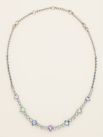 **SPECIAL ORDER**Sorrelli Running Water Crystal Necklace~NCR19