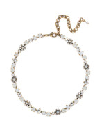 **SPECIAL ORDER**PEARL LUSTER Crystal Necklace by Sorrelli~NBE2AGPLU