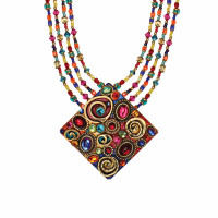 Michal Golan Confetti Collection Necklace~N3136