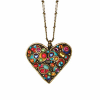 Michal Golan Confetti Collection Necklace~N3140