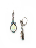 SORRELLI~RAINBOW QUARTZ Crystal Earrings~ECM19ASRQ