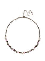 **SPECIAL ORDER**PURPLE LOTUS Crystal Necklace By Sorrelli~NDN36ASPUL