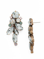 **SPECIAL ORDER**SORRELLI~WASHED PASTEL Crystal Earrings~EDN50AGWP