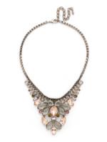 ARMY GIRL Crystal Necklace by Sorrelli~NDN104ASAG