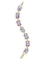 **SPECIAL ORDER** Jewel Tone Crystal Bracelet by Sorrelli~BDK69AGJT