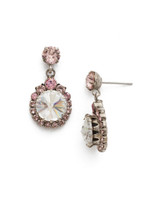 Sorrelli Crystal Rose Earrings~EDM40ASCRR