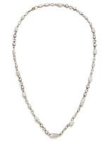Sorrelli White Howlite Necklace~NBC20ASWH