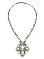 Sorrelli White Howlite Necklace~NDC6ASWH
