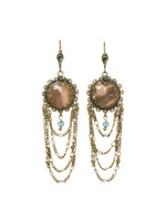 Sorrelli Aqua Bubbles Crystal Earrings~EBU5AGAQB