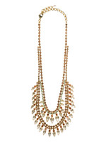CORAL REEF CRYSTAL NECKLACE BY SORRELLI ~NCU21BGCOR