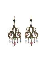 Sorrelli Lollipop Crystal Earrings~ ECA21AGLP