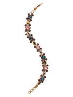 Mahogany Crystal Bracelet~BDK11AGM