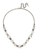 SORRELLI SNOW BUNNY CRYSTAL NECKLACE~NCP38ASSNB