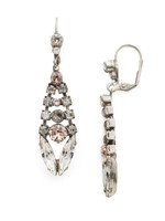 SORRELLI SNOW BUNNY CRYSTAL EARRINGS~ECN9ASSNB