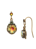 Sorrelli Volcano Crystal Earrings~ECG1AGVO