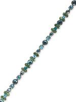 **SPECIAL ORDER**Ocean Crystal Bracelet~ BBP5ASOC