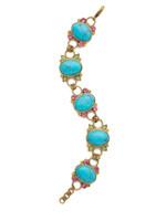 **SPECIAL ORDER**Sorrelli Botanical Brights Crystal Bracelet~ BDR8AGBOT