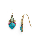 **SPECIAL ORDER**Sorrelli Botanical Brights Crystal Earrings~ EDR9AGBOT