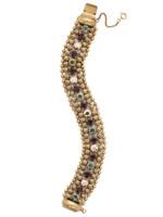 Mahogany Crystal Bracelet~BDQ3AGM