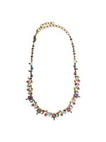 *SPECIAL ORDER** Sorrelli Happy Birthday Crystal Necklace~ NBH12AGHB