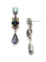 Sorrelli Moonlit Shores Crystal Earrings~ EDS1ASMLS