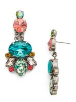 Sorrelli Vivid Horizons Crystal Earrings~ EDS47ASVH
