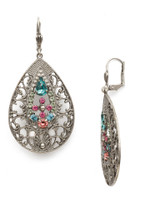 Sorrelli Vivid Horizons Crystal Earrings~ EDS5ASVH