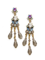 Sorrelli Washed Waterfront Crystal Earrings~ EDS20AGWW