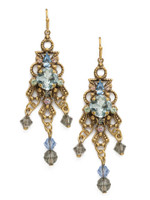 Sorrelli Washed Waterfront Crystal Earrings~ EDS2AGWW