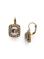 Sorrelli Washed Waterfront Crystal Earrings~ EDQ50AGWW