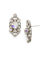 **SPECIAL ORDER**Sorrelli  White Bridal Crystal Earrings~EDT3ASWBR