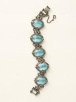 Sorrelli Sea Glass Crystal Bracelet~BCY1ASSGL