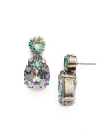 **SPECIAL ORDER**SORRELLI LILAC PASTEL CRYSTAL EARRINGS~ECM9ASLPA