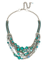 SORRELLI SWEET MINT CRYSTAL NECKLACE~NCK50ASSMN
