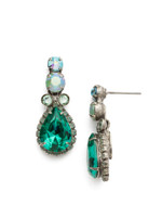 **SPECIAL ORDER**SORRELLI SWEET MINT CRYSTAL EARRINGS~EDU15ASSMN